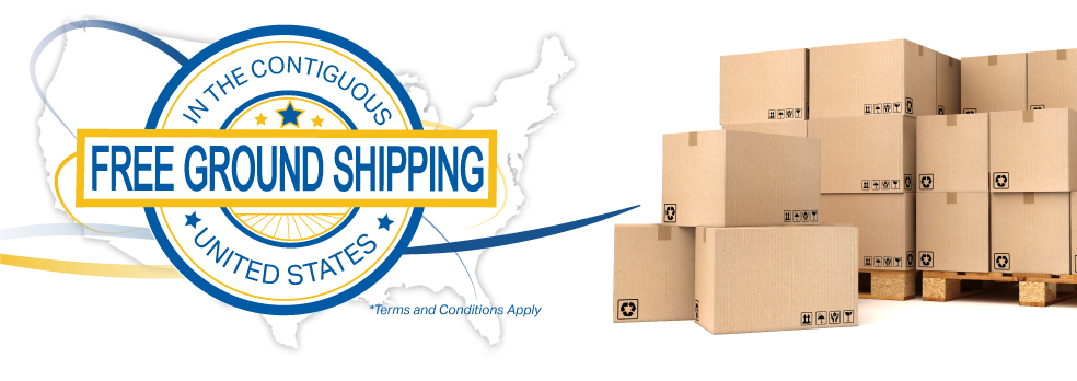 Free Ground Shipping with BAPI