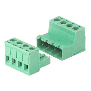 BELCON - 4 Pole Connectors, Mating Pair