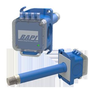 Duct Humidity Sensor with a BAPI-Box Crossover