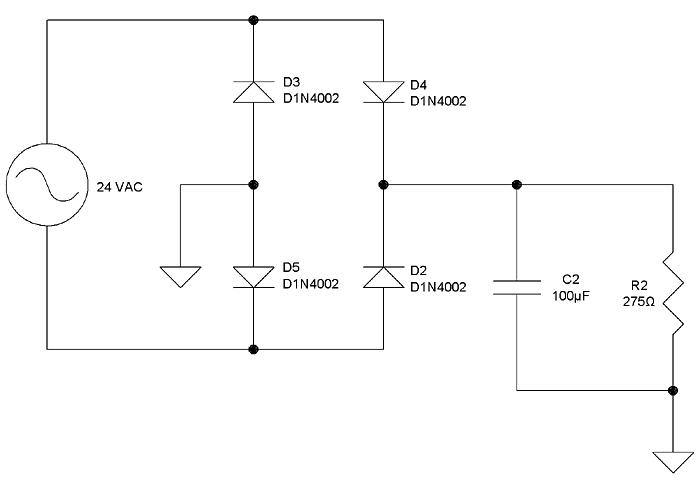 Understanding Full and Half Wave Power Supplies ... on basic transistor diagram, transistor as a switch diagram, bridge rectifier diagram, transformer diagram, diode diagram, mosfet diagram,