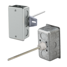 Immersion Sensor in a Junction Box