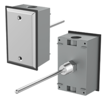 Immersion Transmitter with SS Fitting and a Weatherproof Enclosure