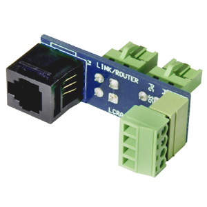 LRCA - Link Router Communications Adapter