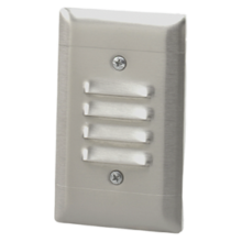 Louvered Wall Plate