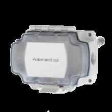 Duct Temp and Humidity Sensor with a BAPI-Box