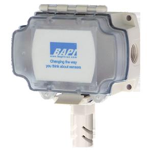 e Air Sensor in a BAPI-Box Enclosure