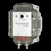 Differential Pressure Switch in a BAPI-Box Enclosure