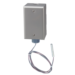 Extreme Temperature Remote Probe with a Weatherproof Enclosure