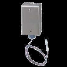 Remote Probe Temperature Sensor with a Weatherproof Enclosure