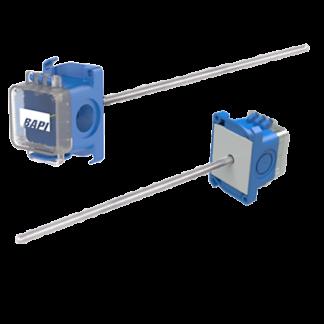 Rigid Averaging Sensor with a BAPI-Box Crossover