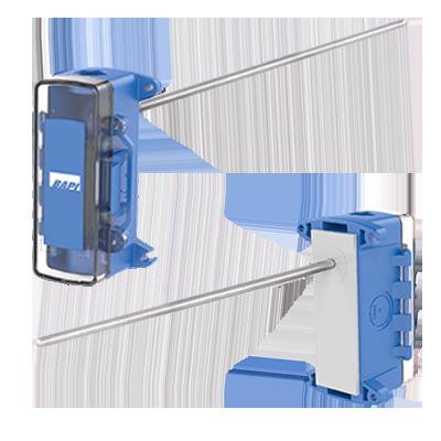 Rigid Averaging Transmitter with a BAPI-Box 2