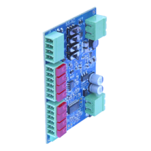 SS-AC - Selector Switch/Alarm Counter 8