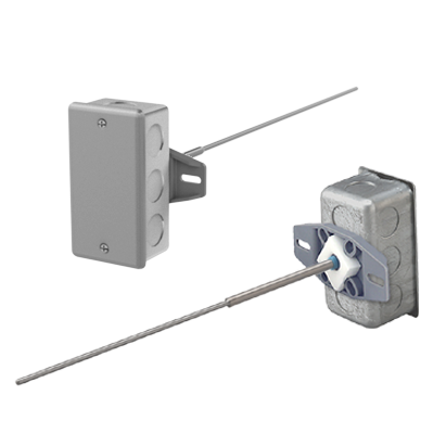 Submersible Duct Sensor with a Junction Box