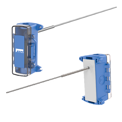 Submersible Duct Transmitter with a BAPI-Box 2