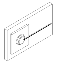 Surface Sensor with Insulating Foam