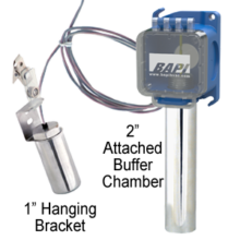 Hanging Bracket and BAPI-Box Crossover Thermobuffers Temperature Sensors