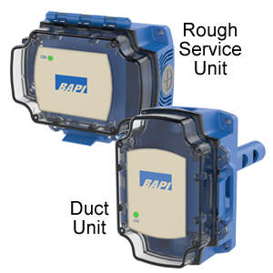 VOC Duct and Rough Service Sensors (BNK)