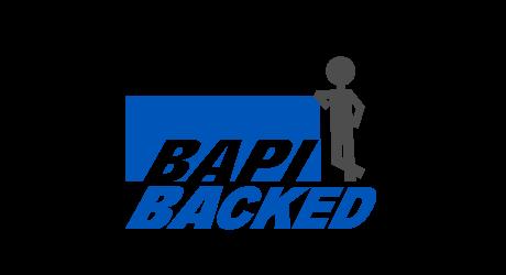 BAPI-backed logo