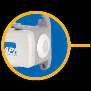 BAPI-Box 4 with the plug installed
