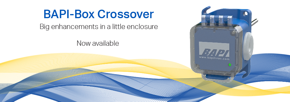 BAPI Box Crossover enclosure is now available