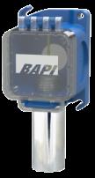 Thermobuffer sensor in a BAPI-Box Crossover enclosure