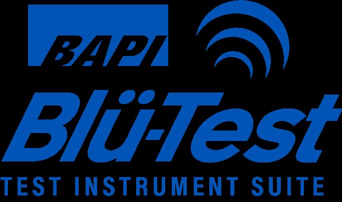 Blu-Test logo