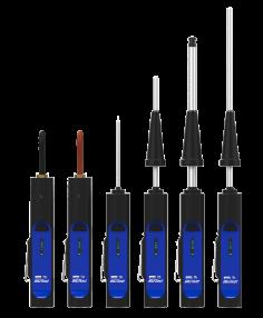 Blu-test probes