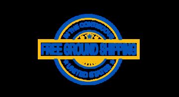 free ground shipping logo