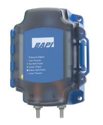 FRP pressure sensor