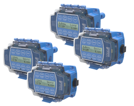 BAPI hazardous gas sensors