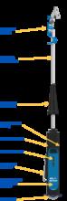 blu-test probe features