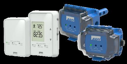 BAPI VOC sensors