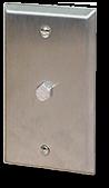 wall plate pressure pickup